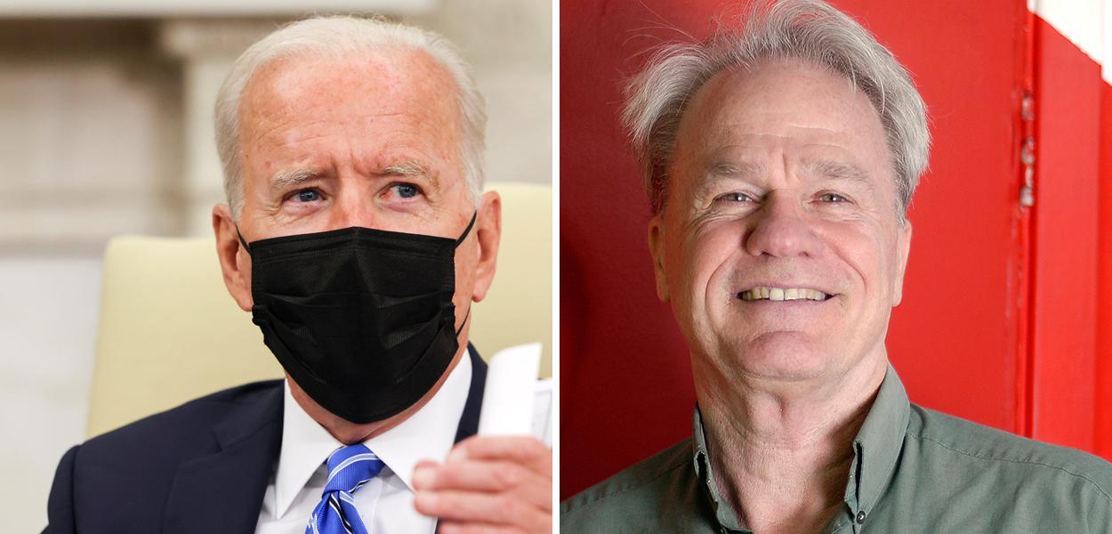 Joe Biden e James Green