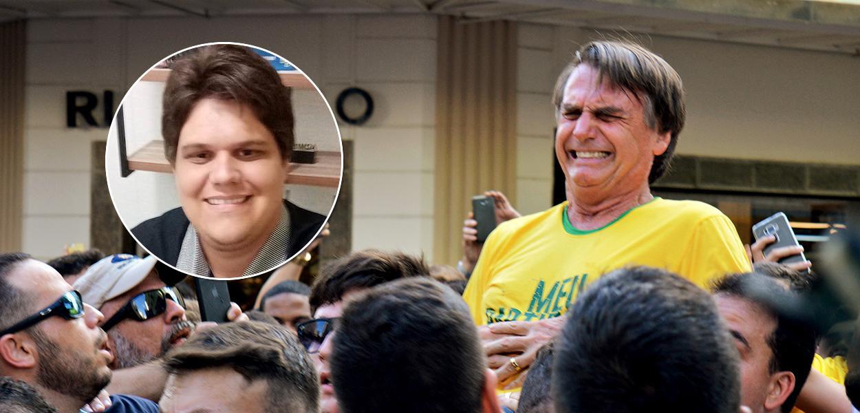 João Antônio e Jair Bolsonaro