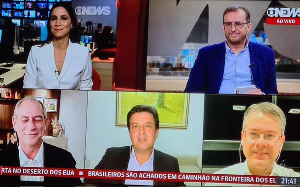 Globo terceira via