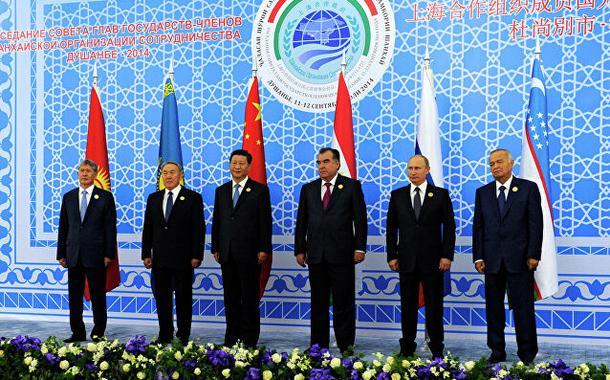 Organização de Cooperação de Xangai (OCX)
