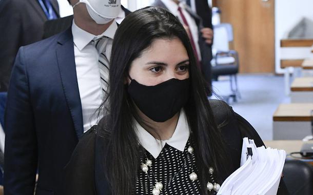 Advogada Bruna Mendes Morato