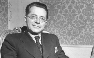 Comunista italiano Palmiro Togliatti