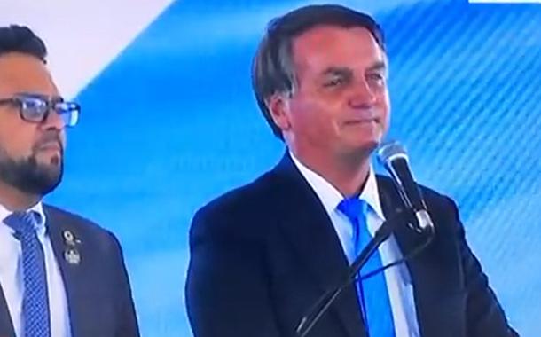 Bolsonaro é hostilizado em Belo Horizonte: