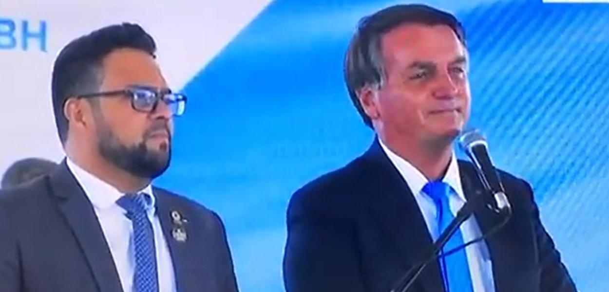 Jair Bolsonaro é vaiado Belo Horizonte