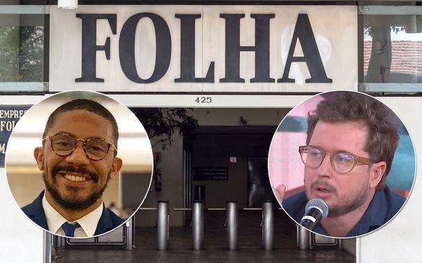 Integrante do conselho editorial da Folha, Thiago Amparo diz que jornal foi racista ao publicar texto de Leandro Narloch