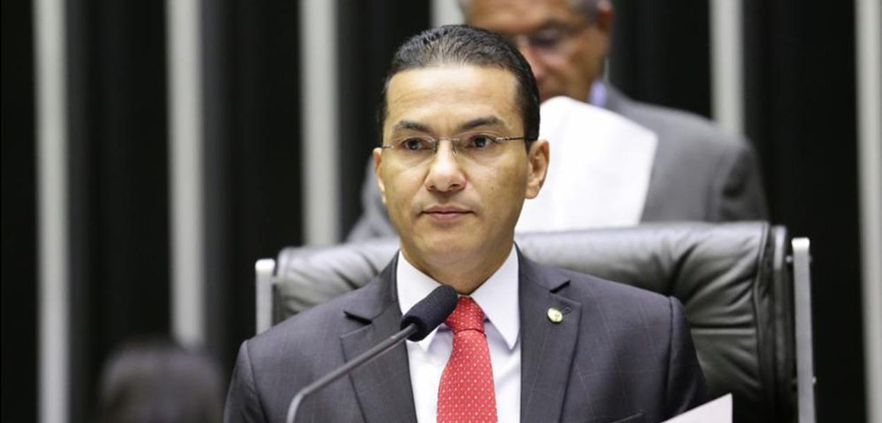 Deputado federal Marcos Pereira