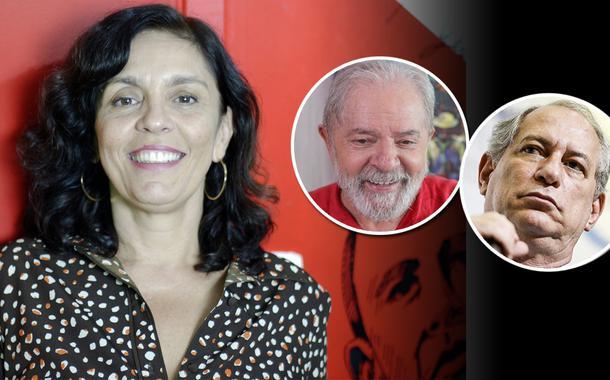 Cynara Menezes, Lula e Ciro Gomes