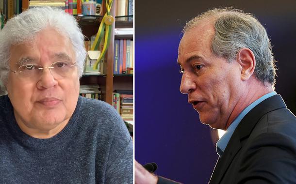 Ricardo Noblat e Ciro Gomes