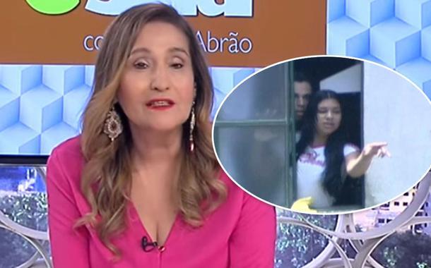Sonia Abrão e sequestro de Eloá