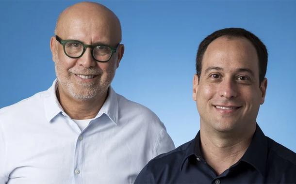 Jorge Nóbrega e Paulo Daudt Marinho