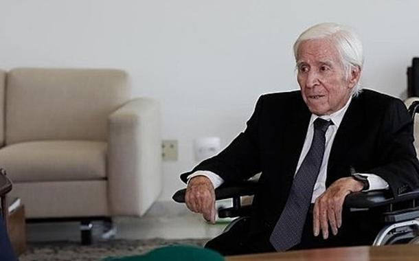 Jair Bolsonaro e Major Curió