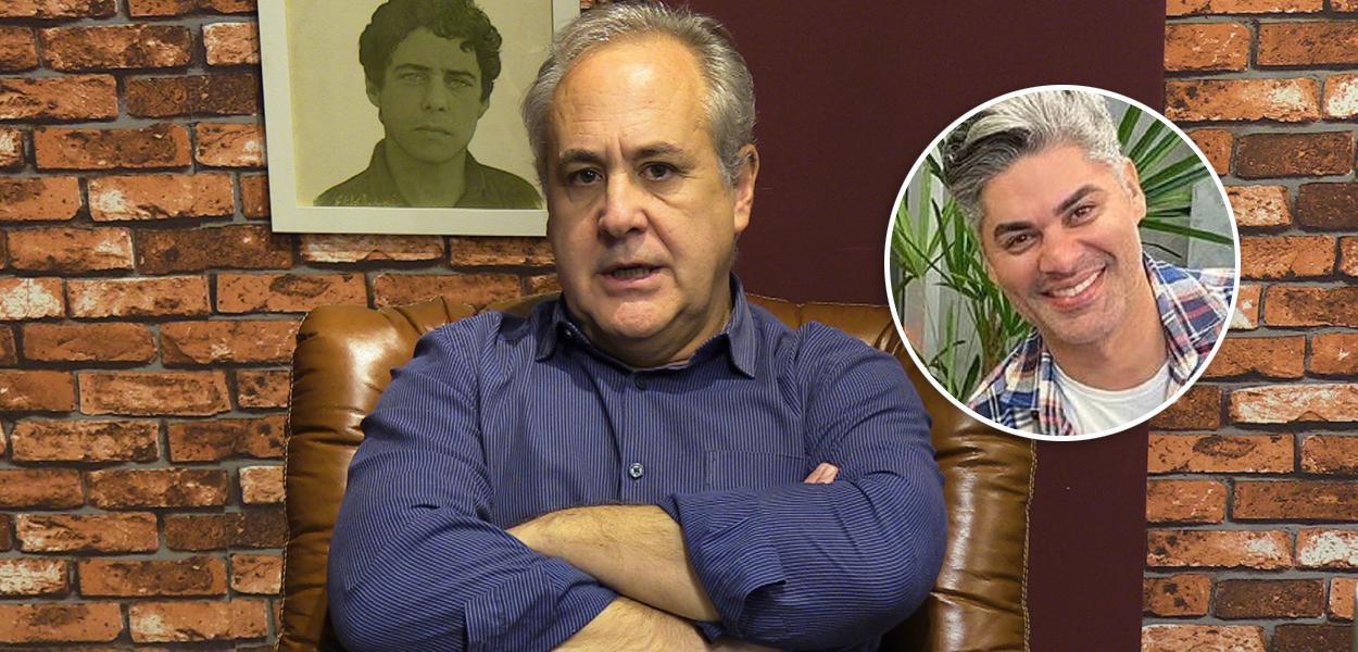 Joaquim de Carvalho e Allan Gustavo Lucena do Norte