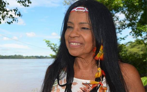 Eliane Taiguara, escritora e poeta indígena