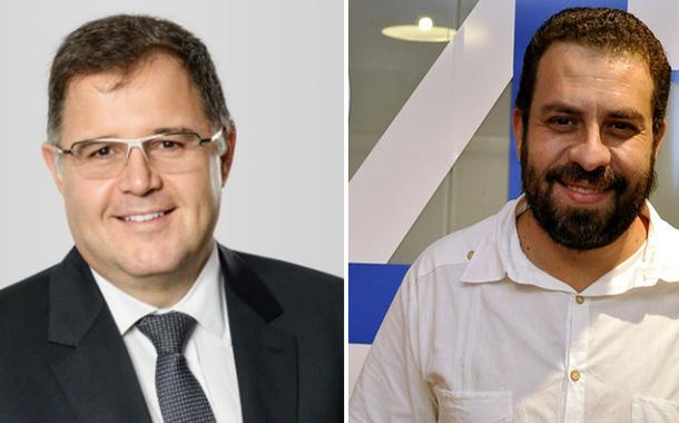 Luís Costa Pinto e Guilherme Boulos