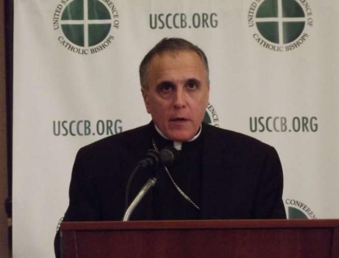 Cardinal Daniel DiNardo, the president of the U.S. Conference of Catholic Bishops