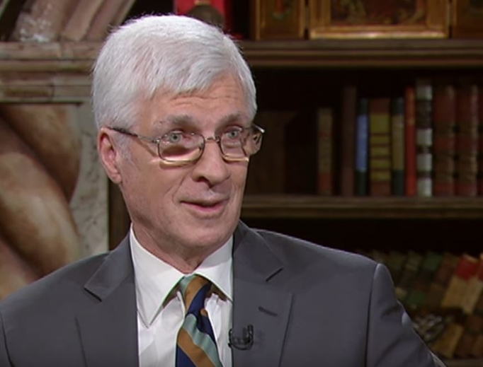Ralph Martin appears on a 2016 episode of EWTN Live.