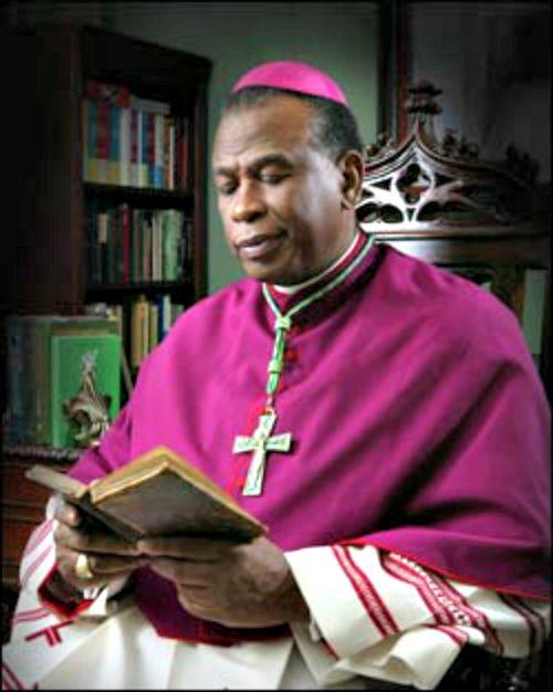 Bishop Edward Braxton of Belleville, Ill.