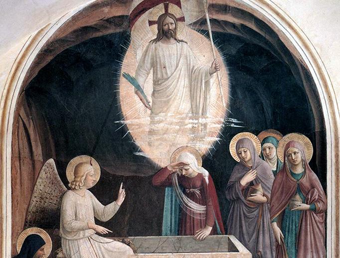 Fra Angelico (c. 1395–1455), 'Resurrection of Christ'