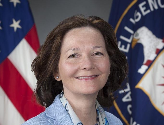 Gina Haspel, the CIA's deputy director