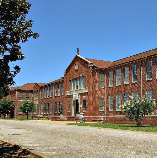 St. Jude Educational Institute in Montgomery, Ala.