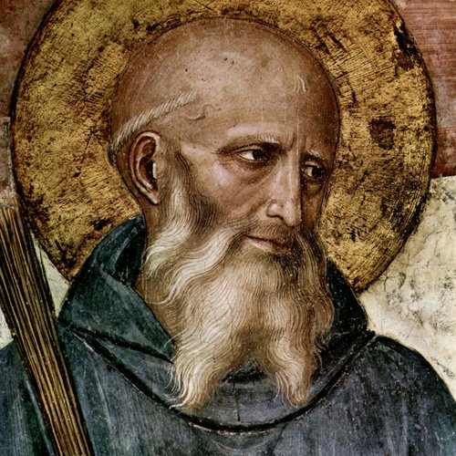 St. Benedict by Fra Angelico