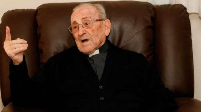 Click on the Visiting Retired, Elderly Priests link to read more.