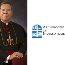Archbishop Daniel M. Buechlein of Indianapolis