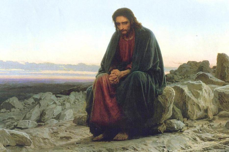 Jesus fasted in the desert for 40 days and then was tempted by the devil. What is going on in this mysterious incident?