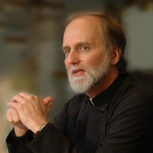 Bishop Borys Gudziak, eparch of the Ukrainian Greek Catholic Eparchy of Paris