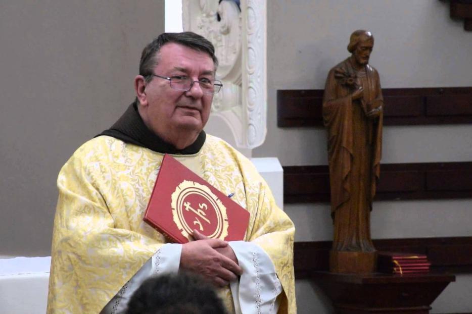 Father Thomas Weinandy O.F.M. Cap.