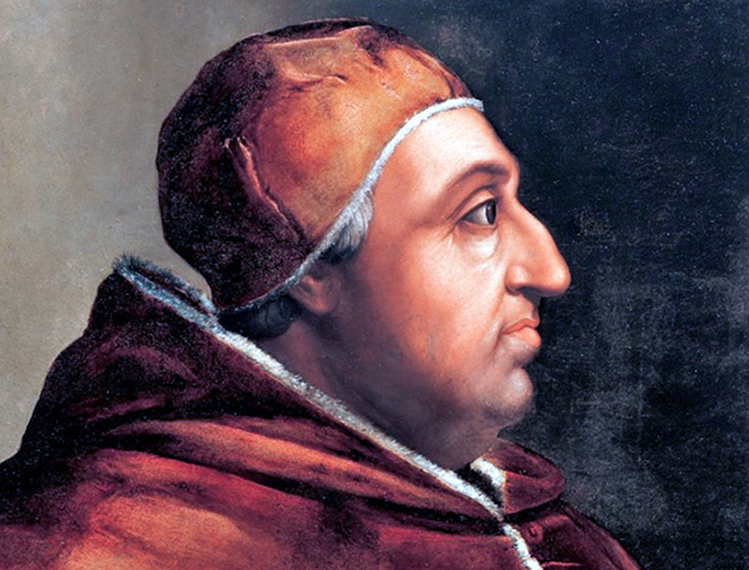 """Cristofano dell'Altissimo (1525–1605), """"Portrait of Pope Alexander VI"""""""