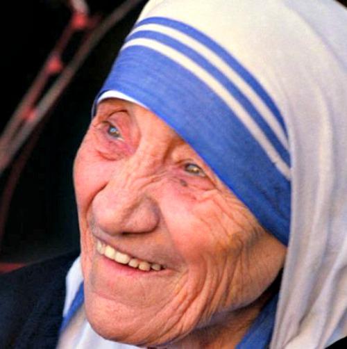 Mother Teresa ca. 1994