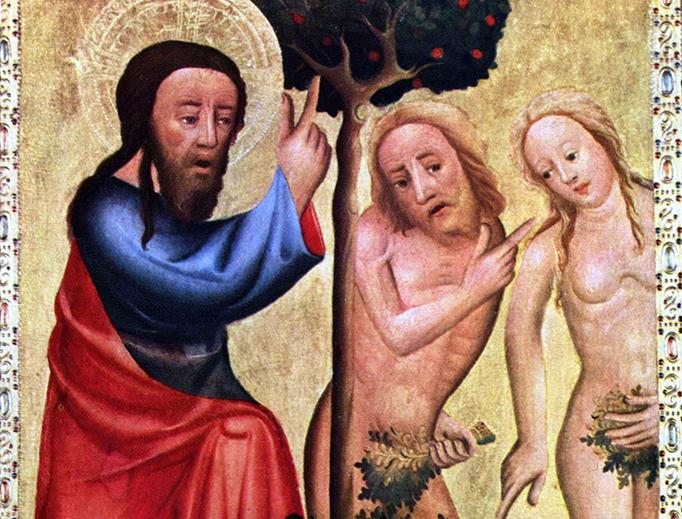 """Master Bertram (1345-1415), """"Grabow Altarpiece"""""""