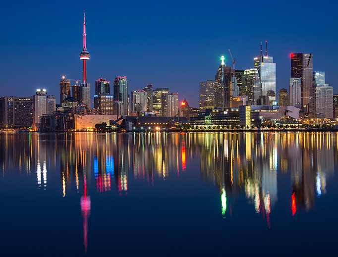 Toronto, Canada, skyline