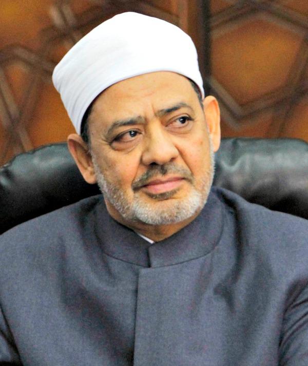 Sheik Ahmed el-Tayeb is the head of Al-Azhar, the Sunni Muslim world's premier Islamic institution.
