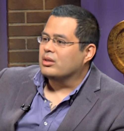 Professor Robert Lopez of the University of California at Northridge