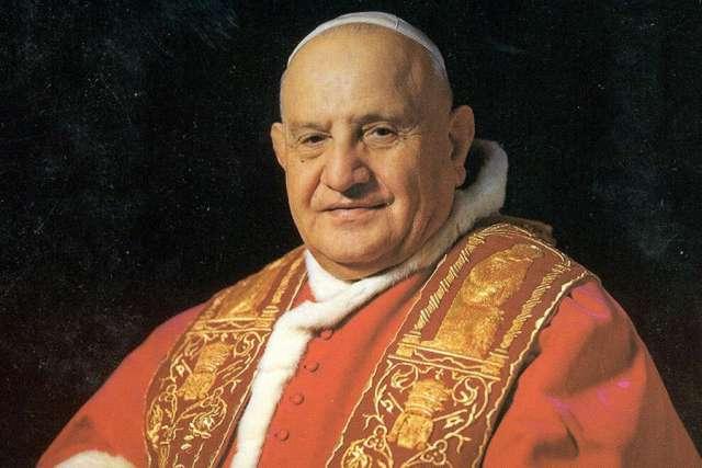 Portrait of Pope St. John XXIII