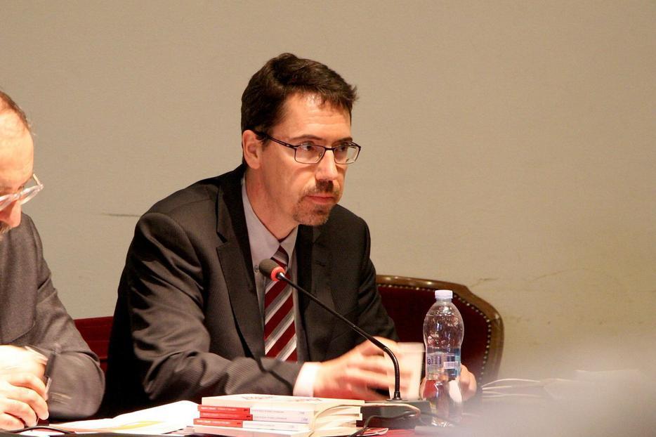Professor Stephan Kampowski.