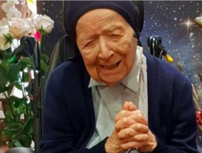 Sister André Randon