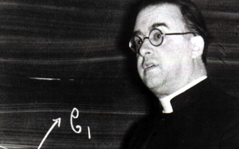 Father Georges Lemaître