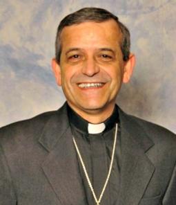 Auxiliary Bishop Eusebio Elizondo of Seattle