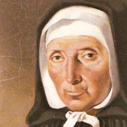 St. Jeanne Jugan, foundress of the Little Sisters of the Poor