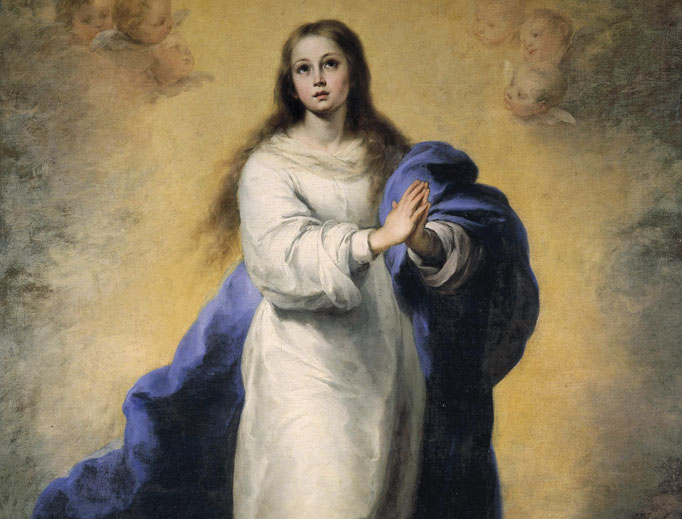 "Bartolomé Esteban Murillo, ""The Immaculate Conception,"" 1660"