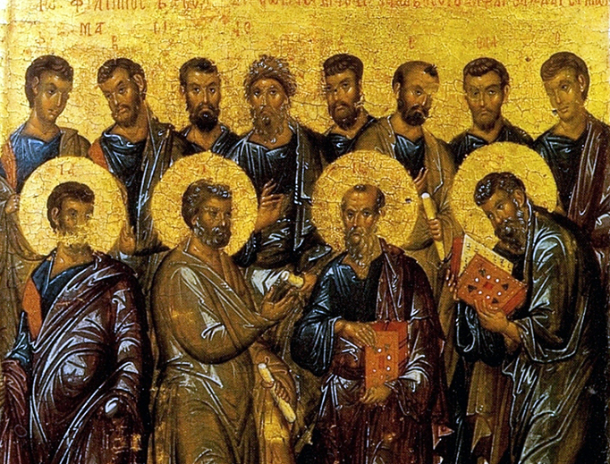 """The Synaxis of the Apostles"""
