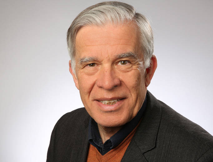 Professor Berthold Wald