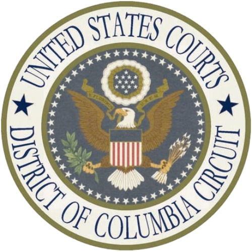Seal of the U.S. Court of Appeals for the District of Columbia Circuit