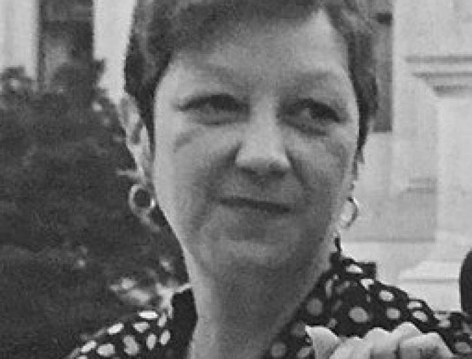 Norma McCorvey in 1989.
