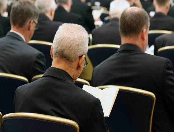Bishops at the USCCB General Assembly in Baltimore, June 11, 2019.