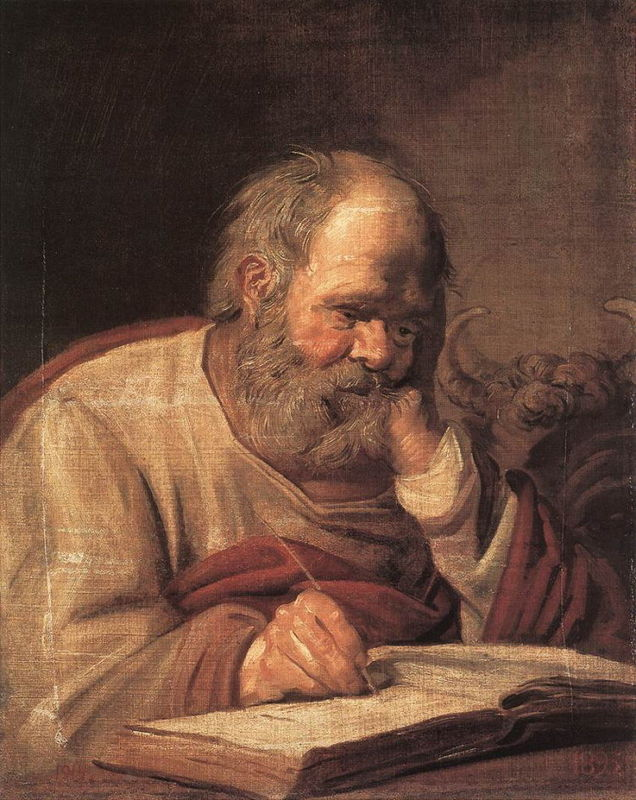Who was St. Luke and what debt do we owe to him? Here are 10 things to know and share...