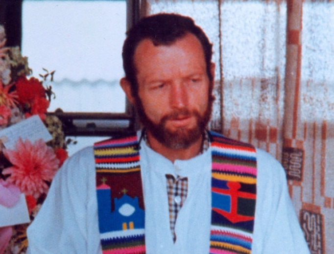 Blessed Stanley Rother.